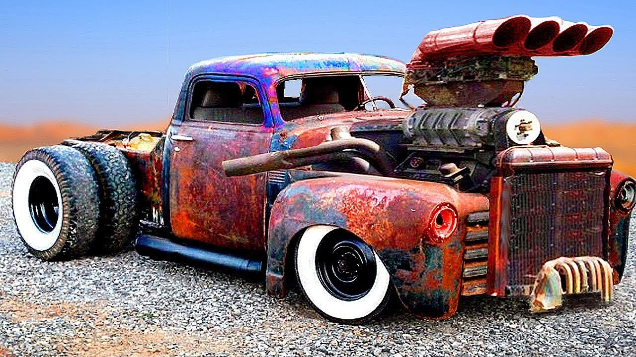 CRAZIEST And POWERFUL CARS & TRUCKS (Detroit Diesel