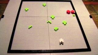 Lego Centipede Arcade Test