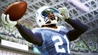 Madden 16 Career Mode Gameplay Ep. 17 - BECKHAM INTERCEPTION CATCH! NFC Championship