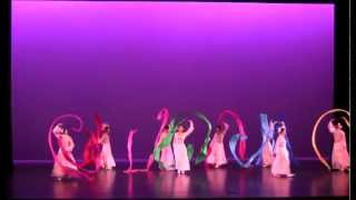 15 Flying Silk Ribbon Dance: Journey into Asia 2012 (Rebirth)