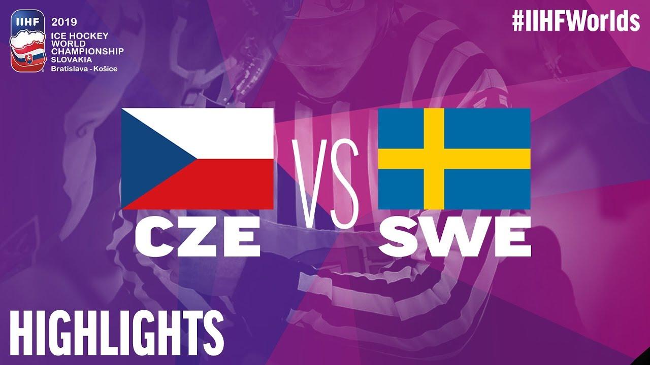 a04d55f364 ONLINE  Česko - Švédsko (MS v hokeji 2019