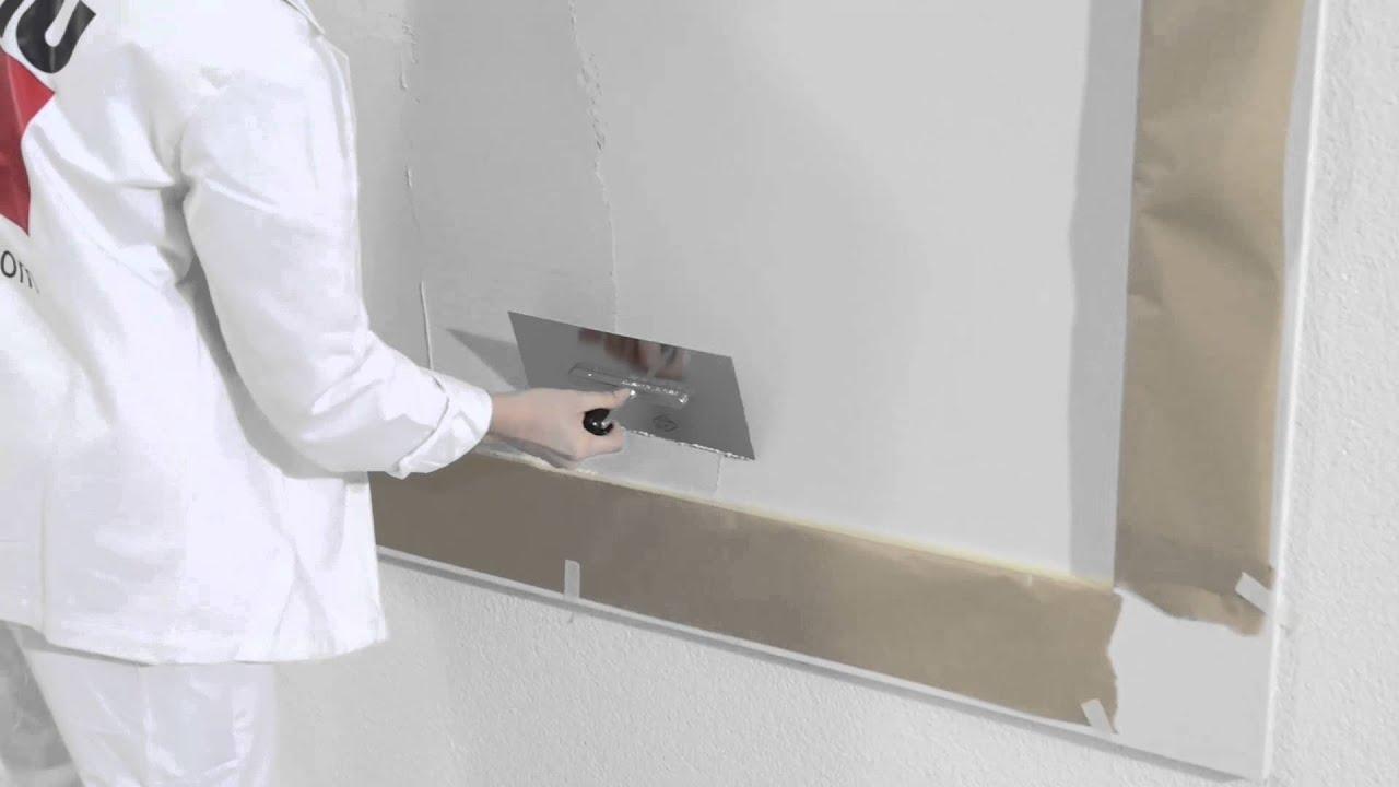 baumit creativ top beton fine finom betonhat s technika bemutat sa youtube. Black Bedroom Furniture Sets. Home Design Ideas
