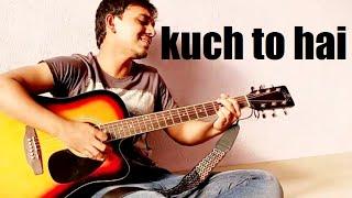 Kuch To Hai Do Lafzon Ki Kahani Guitar cover Armaan malik