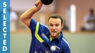 Simon Gauzy vs Vladimir Sidorenko (TTBL Selected)