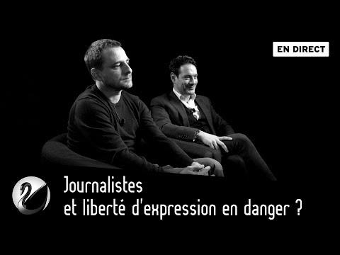 Journalistes et liberté d'expression en danger ? [EN DIRECT]