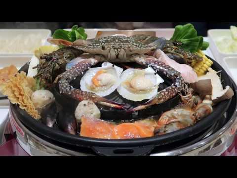 Aroy Mak Mookata Thai BBQ Steamboat Buffet at Macpherson