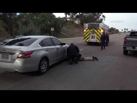 Lincoln Acres: Car vs Pedestrian 12022019