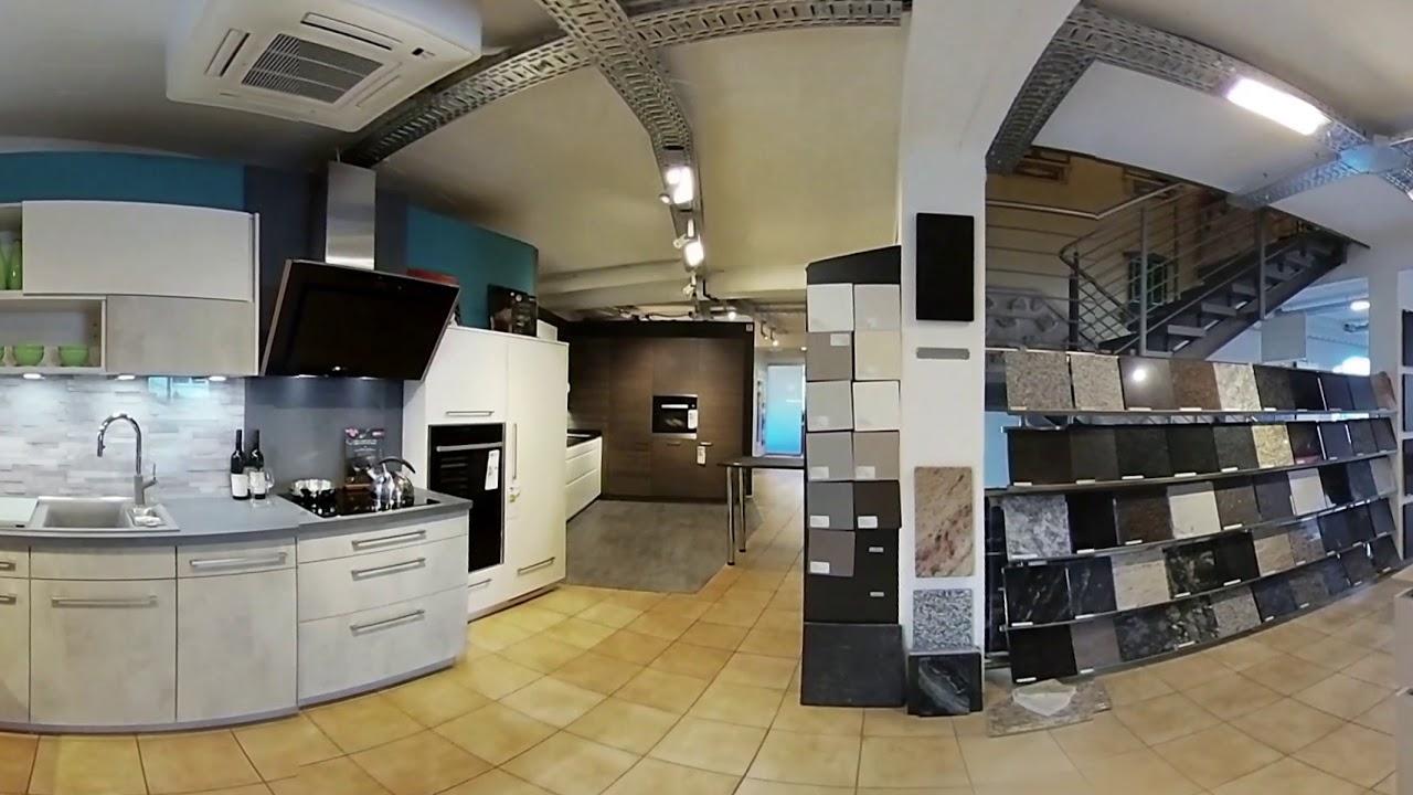 Uberlegen 360° VR Streifzug Durch Möbel Bauer.