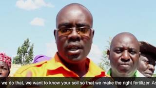 Advanced Soil Testing and Fertilizer Recommendation for Small Scale Farmers in Kenya