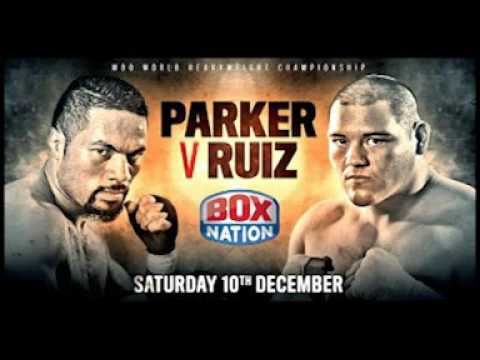 Joseph Parker And Jeff Horn's Fight Weekend