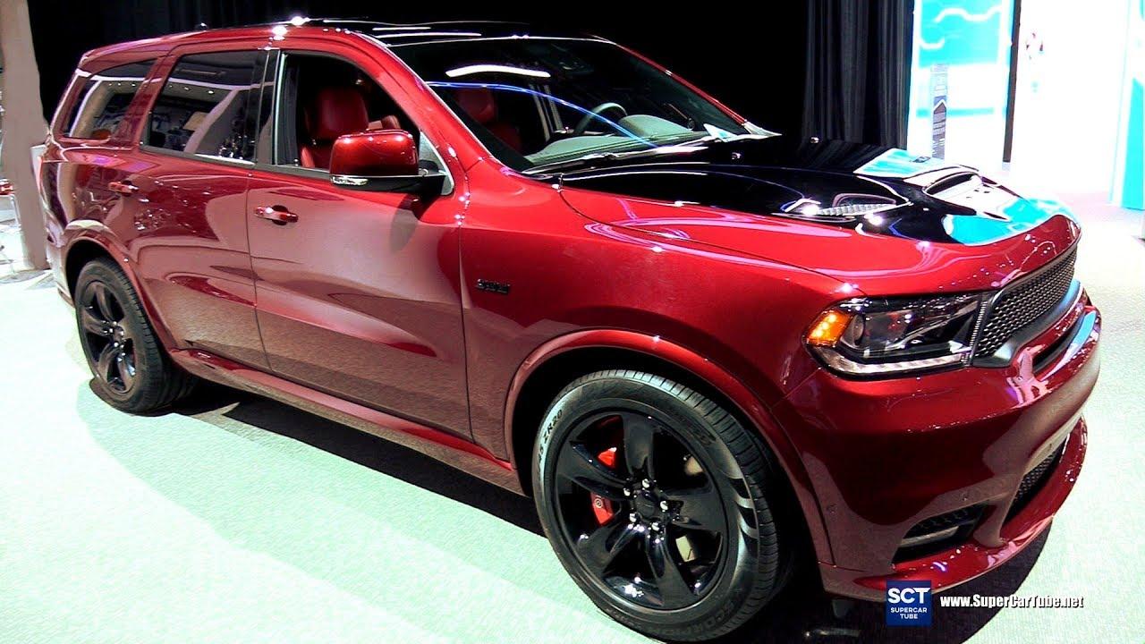 Dodge Durango SRT Mopar Modified Exterior Interior - Durango car show