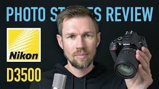 Nikon D3500 - Photo Stories Review