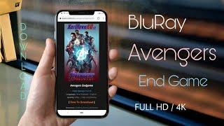 Gambar cover [Download] Avengers End Game  BluRay - (fastest Links) Hindi English Original Audio