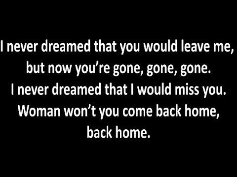 Black Label Society - I Never Dreamed with lyrics