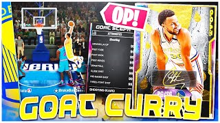 FREE GOAT GALAXY OPAL STEPHEN CURRY IS UNSTOPPABLE!! IS HE WORTH THE 15+ HOUR GRIND!?! NBA 2K20