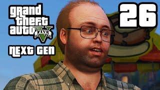 GTA 5 Next Gen Walkthrough Part 26 - Xbox One / PS4 - HOTEL ASSASSINATION & MAKING MONEY