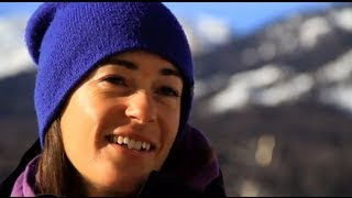 Extreme Skier Giulia Monego Scoring All-Time Couloirs in the Dolomites - Turns & Curves, Episode
