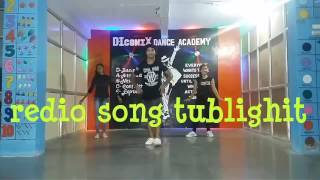 TUBELIGHT-RADIO SONG / Salman khan / Ra patil dance choreography /pritam / kamaal khan / kabir khan