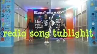 TUBELIGHT-RADIO SONG / Salman khan / Ra patil dance choreography /pritam / kamaal khan / kabir khan