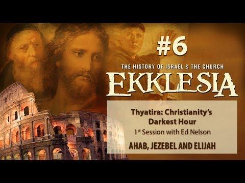#6 Ekklesia - Session 1 Ed Nelson