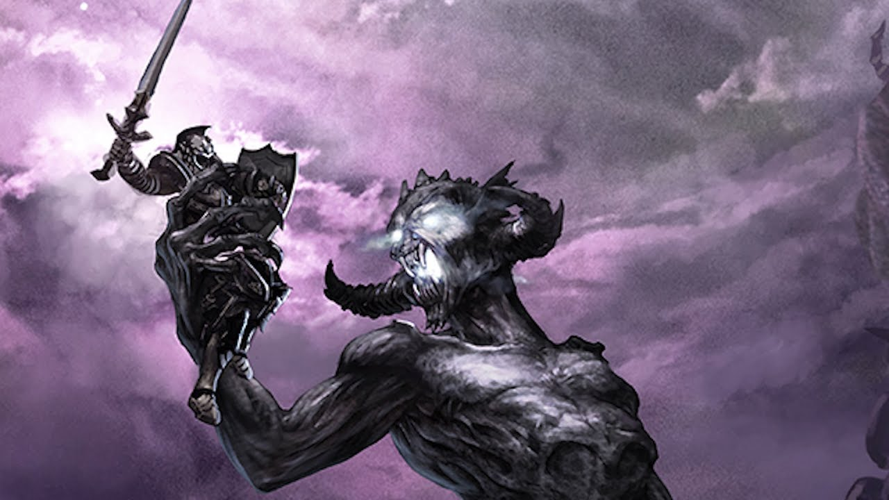 Elder domination art