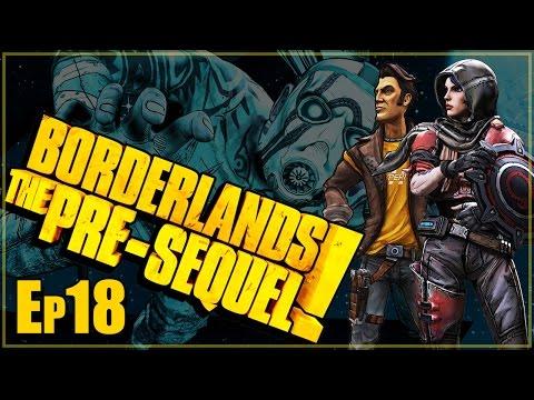 Goodbye Poop Deck | Borderlands The Pre-Sequel Lets Play | Ep.18