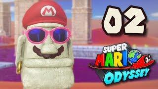 LES RUINES D'IFÉZÈC #2 Let's Play Super Mario Odyssey