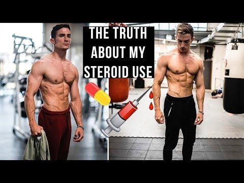 ADMITTING MY STEROID USE  THE TRUTH  *NOT CLICKBAIT*