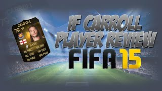 FIFA 15: Cheap Inform Review - ANDY CARROLL!!