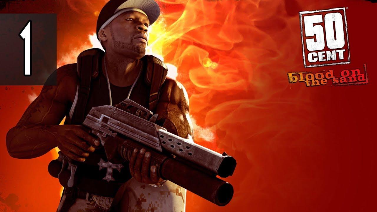 50 Cent Blood On The Sand Hard Part 1 Walkthrough Gameplay No