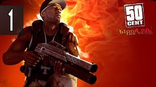 50 CENT BLOOD ON THE SAND - Hard Part 1 Walkthrough Gameplay No Commentary