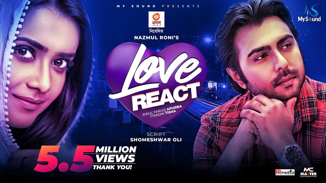 Download Love React   Eid Natok 2020   Apurba   Tanjin Tisha   Bangla New Natok 2020