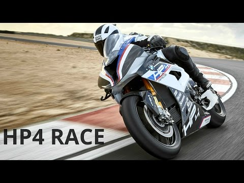 2017 BMW HP4 RACE - Racing Engine 215 hp, Carbon Wheels and Frame