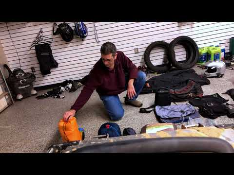 Trans Wisconsin Adventure Trail Gear & Packing