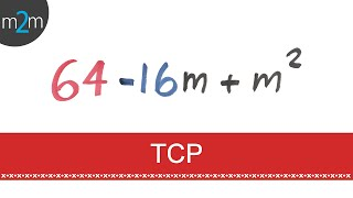 Trinomio cuadrado perfecto - HD