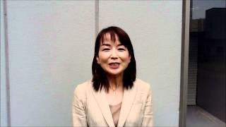 """""""TBSで一番元気のイイ女子アナ""""秋沢淳子さんから、TOKYO KIDSへ向けて応..."""
