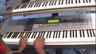 James Fortune and Fiya-Terrence Vaughn-Crazy sound check Phat Chords-  GospelMusicians.com