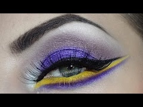 Avant Gardefashion Makeup Youtube - Avant-garde-makeup-themes