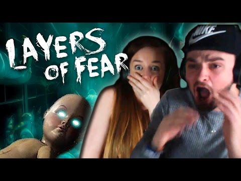 LAYERS OF FEAR WITH ALI!