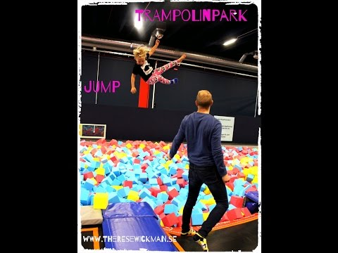 JUMP Trampolinepark Örebro