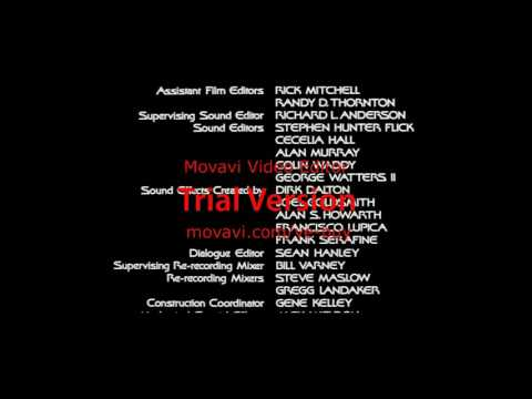 Star Trek: The Motion Picture (1979) Ending credits