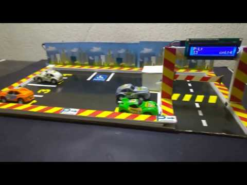 How to make a Automatic Car Parking System