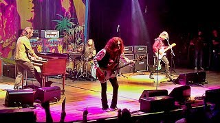 """Burn"" - Glenn Hughes Performs Classic Deep Purple Live in…"