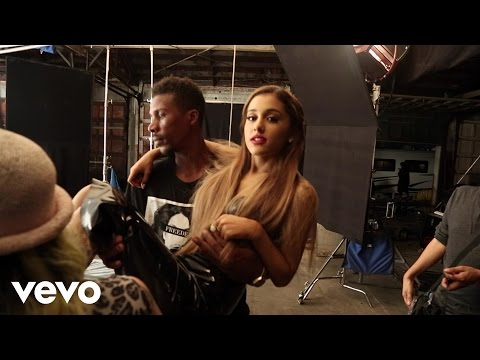 Ariana Grande, The Weeknd  Love Me Harder BTS