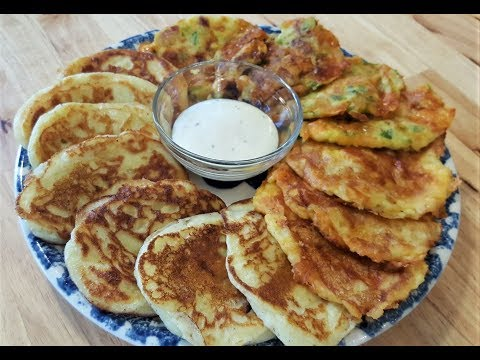 Potato Cakes – (Tater Pancakes) – Depression Era -The Hillbilly Kitchen