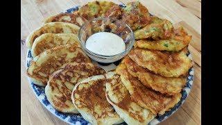 Potato Cakes - (Tater Pancakes) - Depression Era -The Hillbilly Kitchen