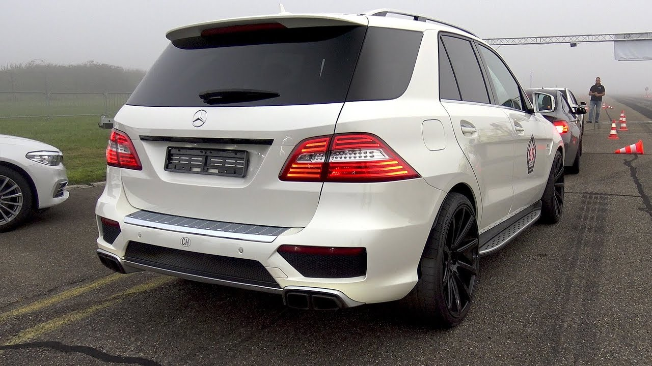 mercedes benz ml63 amg la performance youtube. Black Bedroom Furniture Sets. Home Design Ideas