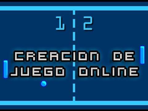 Crear juego Online | (1/2) | Juego Pong | GameMaker | ManuTrick