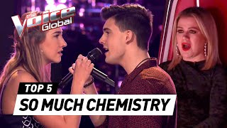 Download Mp3 BEST BOY GIRL DUETS in The Voice