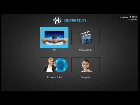 Android TV solution for Stalker Portal